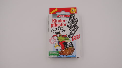 Kinderpflaster Jolly 10 Stk. in Packung